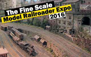 Model Train Expo button link
